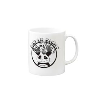 おっぱち Mugs