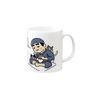 さばしゃち Mugs