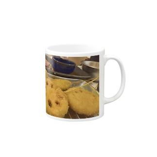 串カツ Mugs