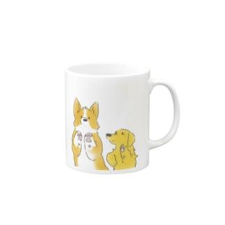 コギ・ダックス Mugs