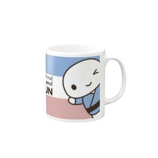 ハーイ!もちくん Mugs