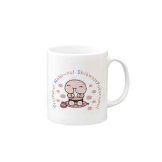 幸せふくらむもちちゃん Mugs