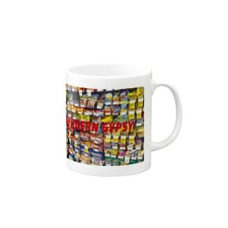 Snacks Collection Mugs