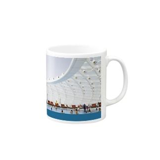 POOL - UAEシリーズ Mugs