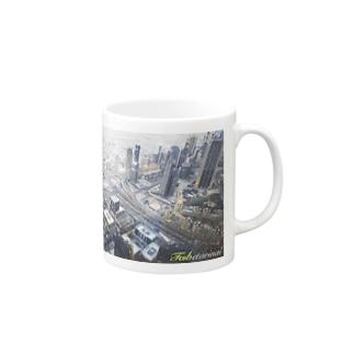 CITY - UAEシリーズ Mugs