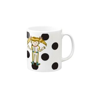 ミライのみるくちゃん Mugs