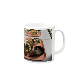 親子丼 Mugs