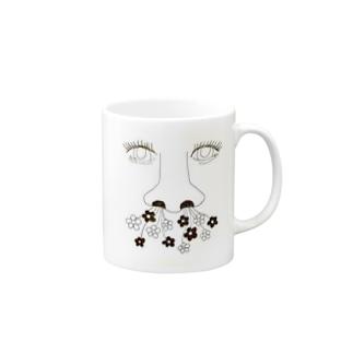 COLLECTのKUSHAMI【Vol.4】 Mugs