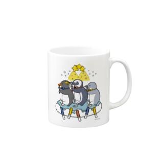 アイドルグループ「ペンペンズ」 Mugs