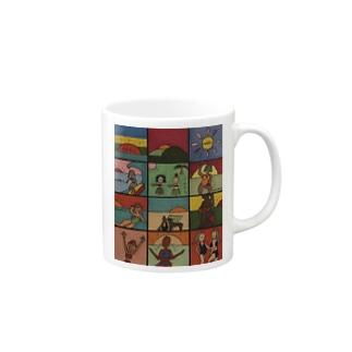 HARU Mugs