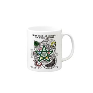 The mid magic_透過最新 Mugs