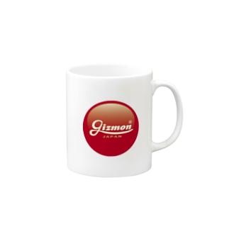 ギズモショップのGIZMON ロゴ Mugs