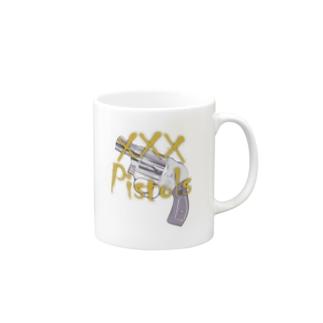 xxxPistols M49 Mugs