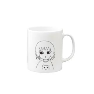 ぱやぱやちゃん シンプル Mugs