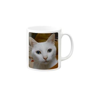 ねこのパロル♡ Mugs