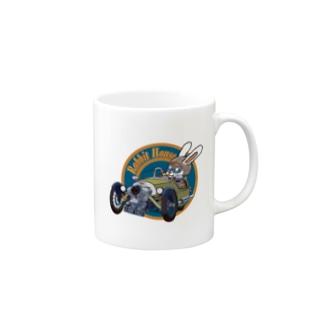 スリーホィラー Mugs