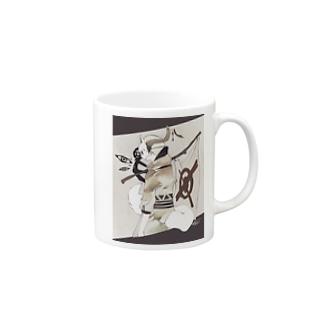 fossil Mugs