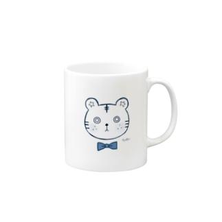 トラくん Mugs