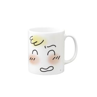 はにかみどあっぷ! Mugs