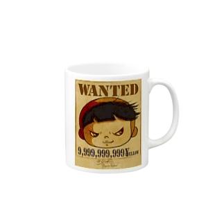 WANTED Mugs
