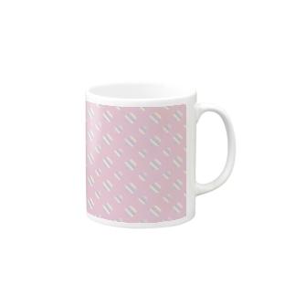 Polka Dots(YumeKawaii Color) Mugs