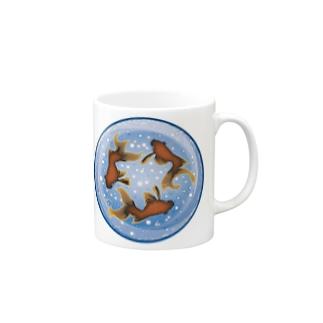 FISHBOWL Mugs