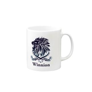 Winnion2 Mugs