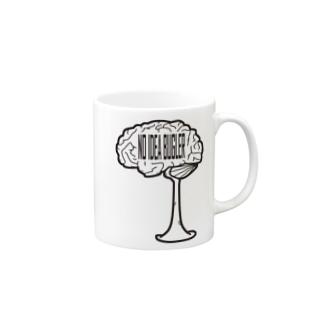 NO IDEA BUGLER Mugs