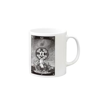 星空と大日 Mugs