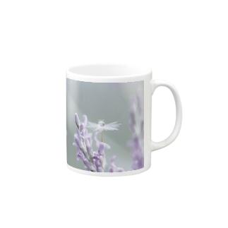 Angel of Lavender (170702) Mugs