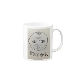 The母乳 Mugs