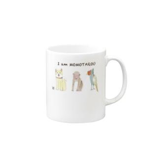 I am MOMOTAROU 2 マグカップ