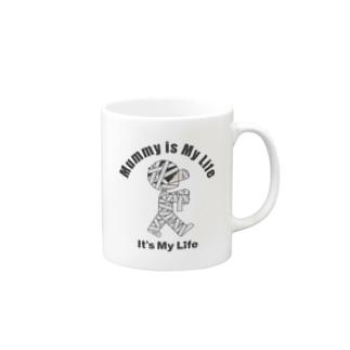 It's My Life / Boy:Mummy Mugs