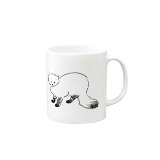 mori01(ten) Mugs