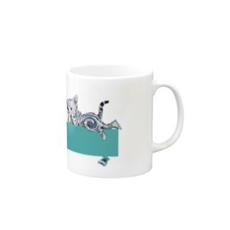 IKAPON CATS Mugs