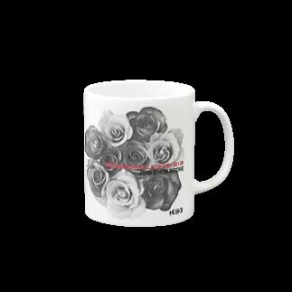 InspirationSの追悼 Mugs