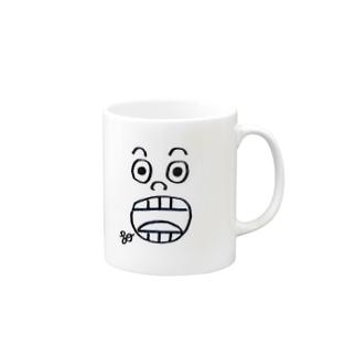 ムラカミくんのワオ! Mugs