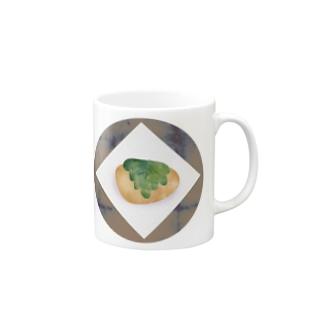 Sakuramochi Mugs