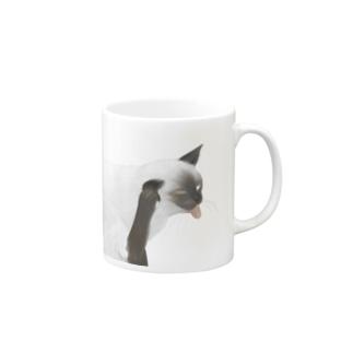 てへ! Mugs