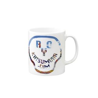 リョーガイコツムラ君(Carnival) Mugs