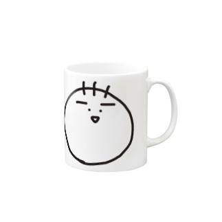 PAGE(ぱげ) Mugs