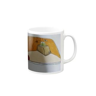 イラストマグカップ Mugs