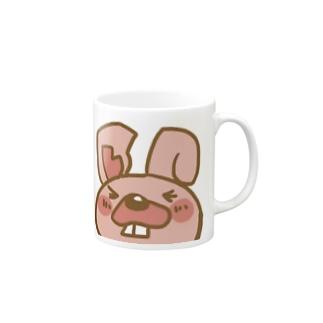 ひなたのアトリエ うさぎちゃん Mugs