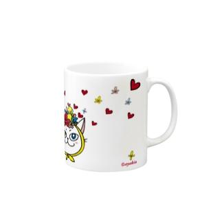 花ずきんウメちゃん Mugs