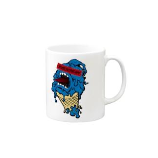 EYESCREAM Mugs