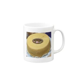 ずっ友ケーキ マグカップ