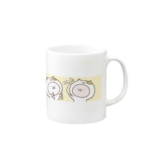 うさまる Mugs