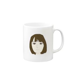 清純派女優 Mugs