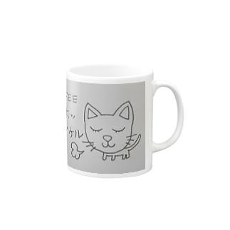 ホッとマイケルくん☆ Mugs