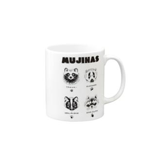 ムジナズ Mugs